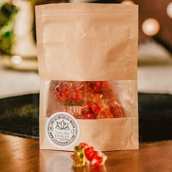 CBD Edibles UK Gummies