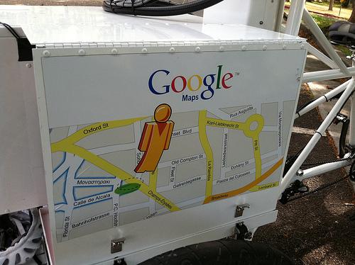 これは神アプリでしょw!ナビ機能もイケテル!Google Mapsがついにリリースされた!