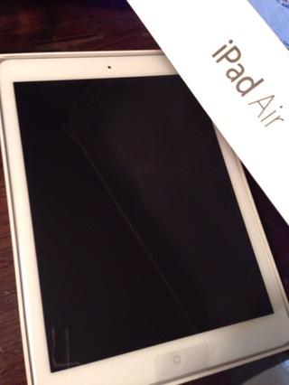 iPad Air開封の儀と9インチモデルを選択した理由