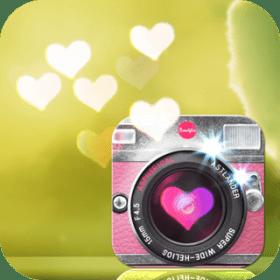 iPhoneカメラ女子におすすめ!ぼかし&キラキラが面白いアプリ『Bokehflex』