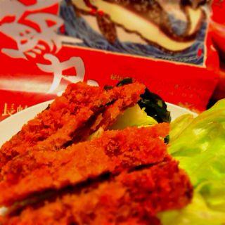 噛むほどに広がる懐かしい味が旨い!長崎名物「鯨カツ」