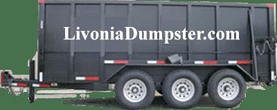 Livonia Dumpster Rental