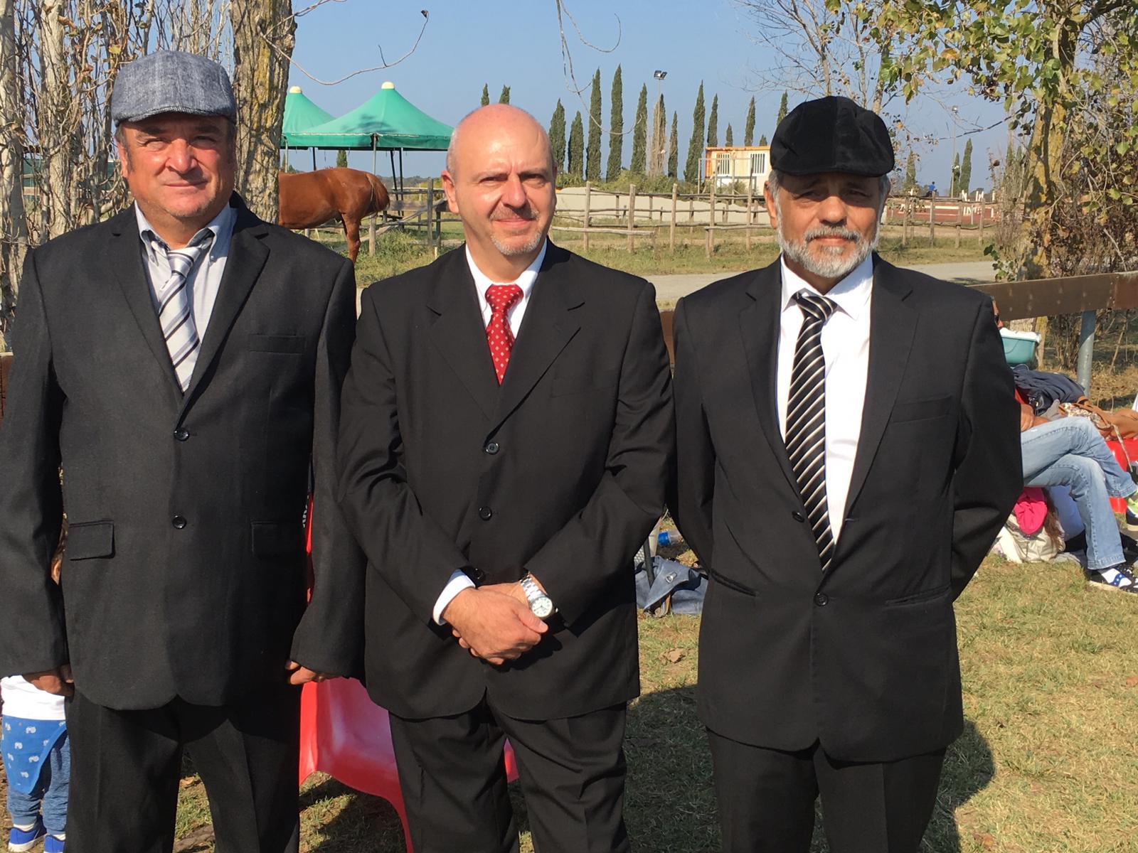 Fabio, Gianni, Daniele