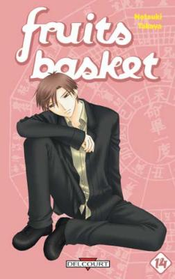 Couverture Fruits Basket, tome 14