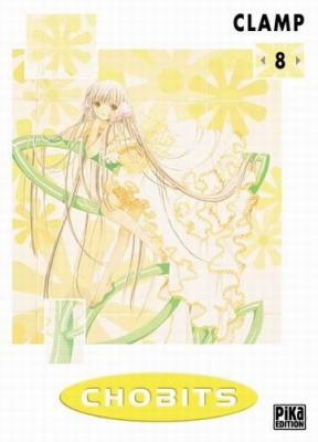 Couverture Chobits, tome 8