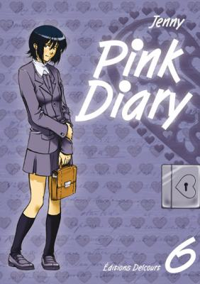 Couverture Pink Diary, tome 6