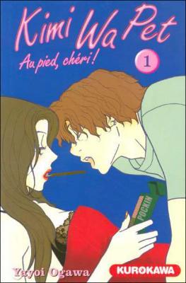 Couverture Kimi Wa Pet : Au pied, chéri!, tome 01
