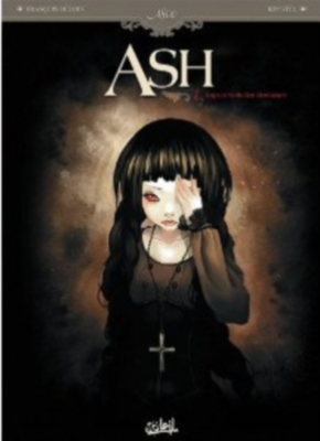 Couverture Ash, tome 1 : Anguis Seductor Hominum