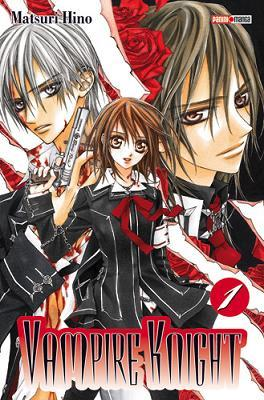 Couverture Vampire Knight, tome 01