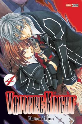 Couverture Vampire Knight, tome 04