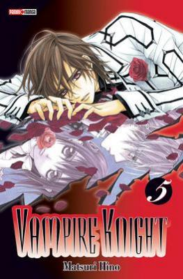 Couverture Vampire Knight, tome 05