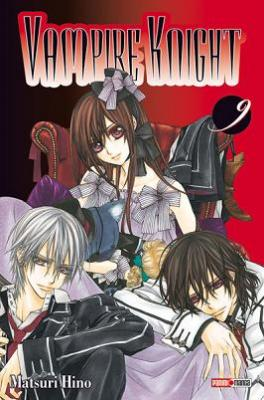 Couverture Vampire Knight, tome 09
