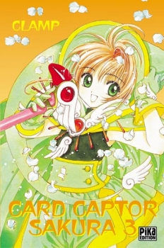 Couverture Card Captor Sakura, tome 03