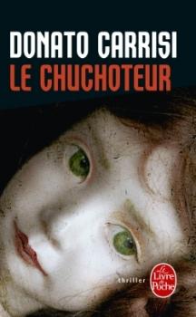 couverture du Chuchoteur de Donato Carrisi