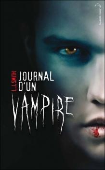 Couverture Journal d'un vampire, tome 1 : Le réveil