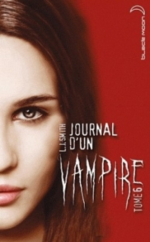 Couverture Journal d'un vampire, tome 6 : Phantom
