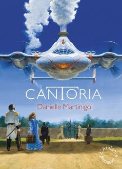 Couverture Cantoria