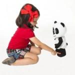 Peluche Panda Dança Comigo