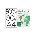 Papel 80 gramas Navigator –  1 resma – 500 folhas NAVIGATOR
