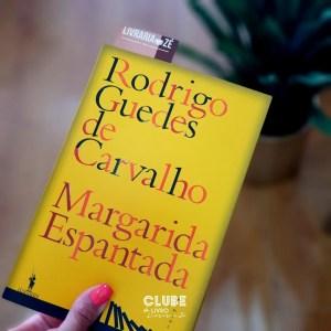 Clube do livro Livraria Zé- Margarida Espantada