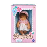 Boneco com vestido rosa Barriguitas