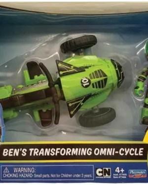 Ben 10 Deluxe Omnitrix Creator Set BEN10