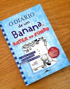 Read more about the article O Diário de um Banana 15: Bater no fundo