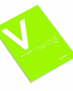 Bloco papel vegetal A4 – 90 gramas School