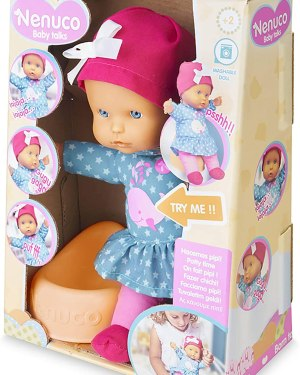 Boneco Nenuco Baby talks – Potty time / Fazer chichi
