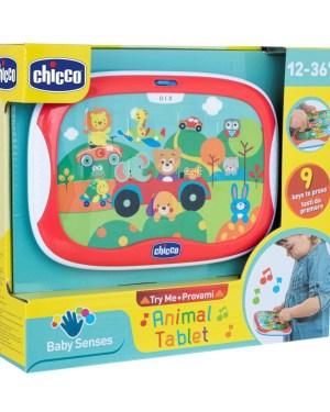 Tablet dos animais CHICCO