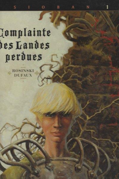Sioban, tome 1: Complainte des Landes Perdues