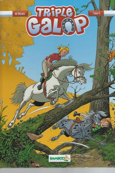 Triple Galop, tome 6