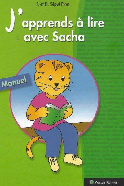 J'apprends à lire avec Sacha
