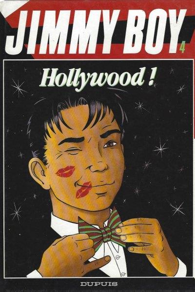 Jimmy Boy, tome 4: Hollywood!