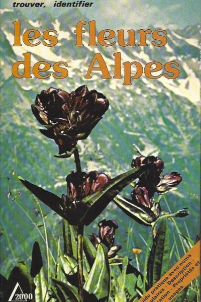 Les fleurs des Alpes