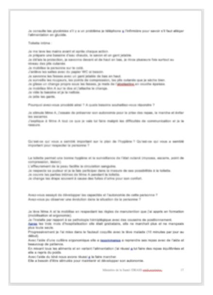 Livret 2 VAE DEAS - Exemple n°1 - Livret2Vae.fr