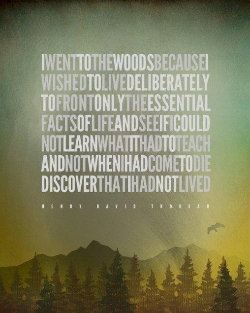Sitat av Henry David Thoreau