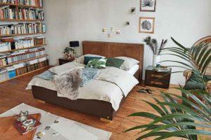 Das Birkenstock Bett als wohngesundes Schlafsystem.   LIVVI.DE