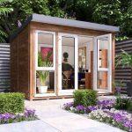 Gartentrend Modernes Design Gartenhaus Livvi De