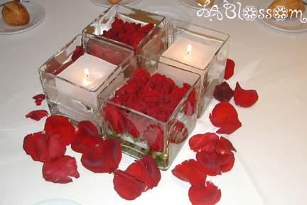 Wedding Centerpieces Ideas Without Flowers