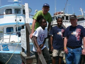 Youth Mentor Trips