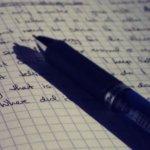 pen & book
