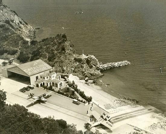 Hamilton Cove Seaplane Base