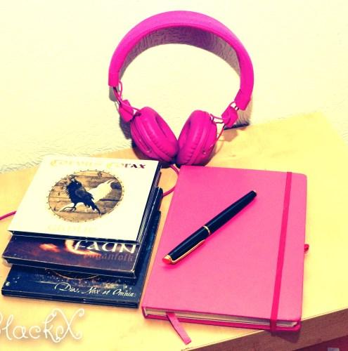 Liz BlackX: Music and Writing