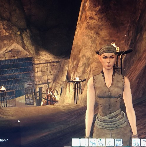 Overcoming Fear in Virtual Middle Earth