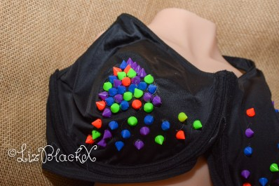DIY Bra of Torture - Hypoallergenic - Without Metal  Copyright Liz BlackX