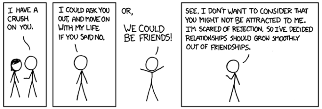 xkcd 'Friends!'