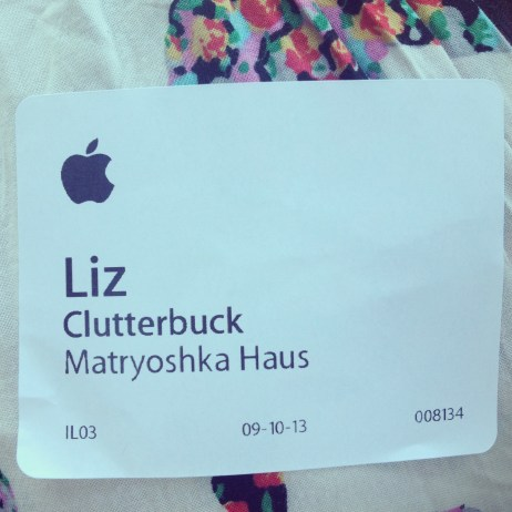 Liz @Apple
