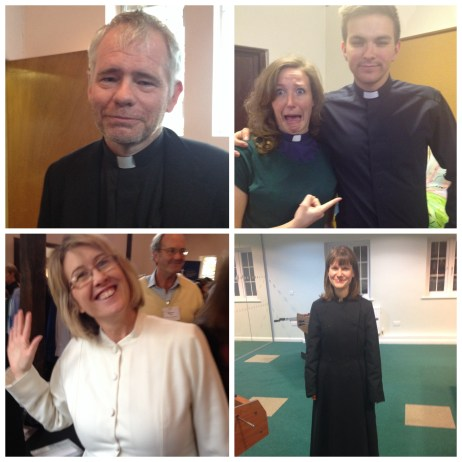 Revved up ordinands
