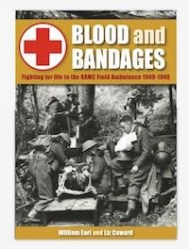 Live Facebook feed of Blood and Bandages launch party – 28th April 2017 at 6.45pm (BST)
